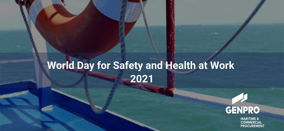 World Day of Safety and Health at Work