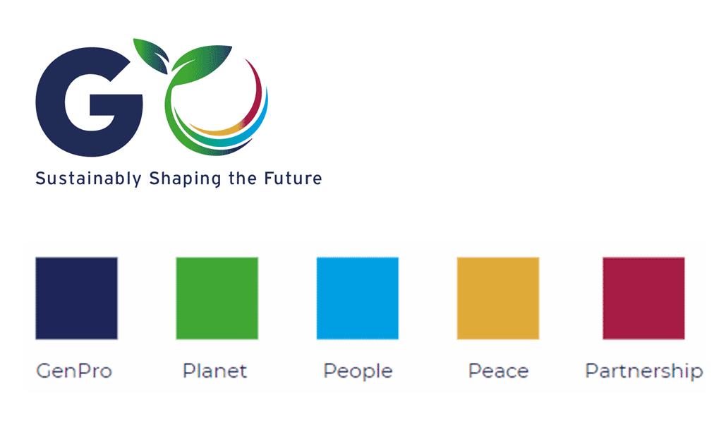 GenPro Sustainability Logo: Introduction